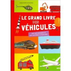 Mon grand livre des véhicules