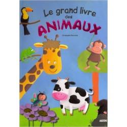 MON GRAND LIVRE DES ANIMAUX