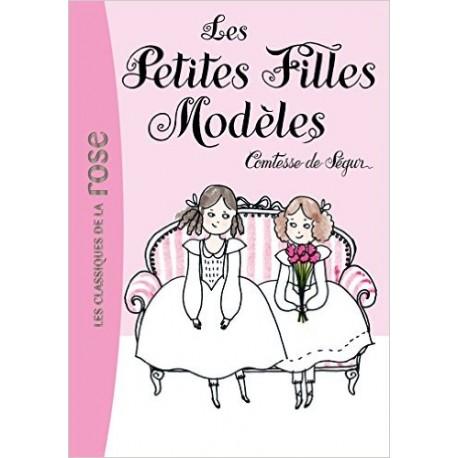 LES PETITES FILLES MODELES COMTESSE DE SEGUR / BIBLIO ROSE