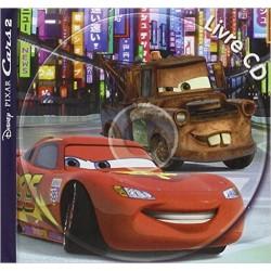 Cars 2, livre CD