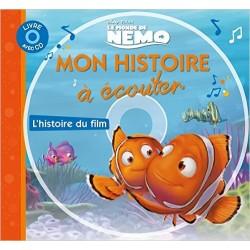Némo,mon petit livre cd
