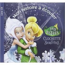Clochette et le secret des fées (1CD audio)