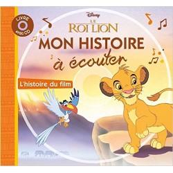 Roi Lion, mon livre cd