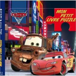 Cars 2, Mon petit livre Puzzle