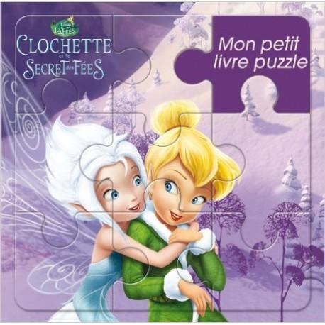 MON PETIT LIVRE PUZZLE CLOCHETTE 4