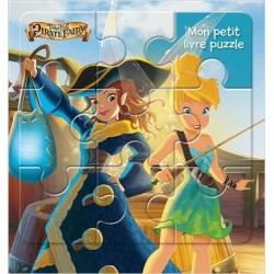 Mon petit livre puzzle Clochette et la Fée pirate