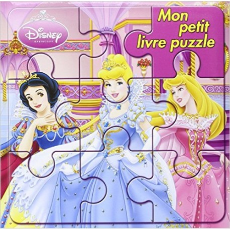 MON PETIT LIVRE PUZZLE PRINCESSES