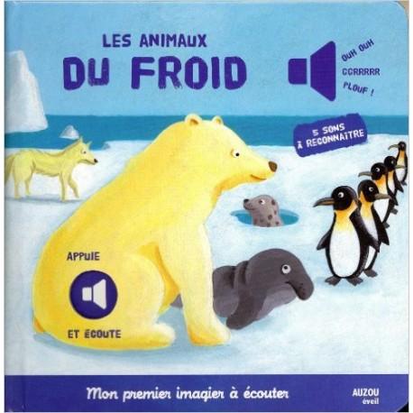 LES ANIMAUX DU FROID MON 1er IMAGIER