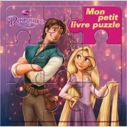 Raiponce, livre puzzle