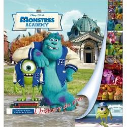 Monstres Academy : L'histoire du film