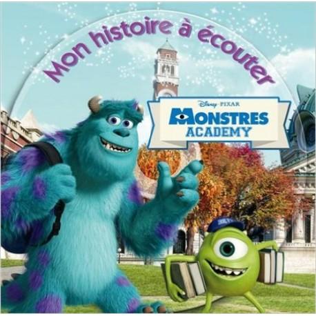 MONSTRES ACADEMY MON HISTOIRE A ECOUTER