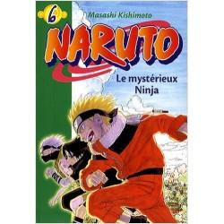 Naruto - Roman Vol.6