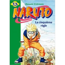 Naruto - Roman Vol.13