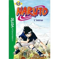 Naruto - Roman Vol.15: L'intrus