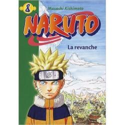 Naruto - Roman Vol.8: La revanche
