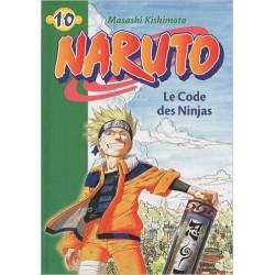 Naruto, Volume 10 : Le Code des Ninjas