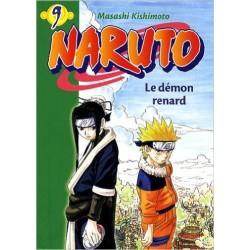 Naruto - Roman Vol.9: Le démon renard