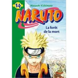 Naruto 14 - La forêt de la mort
