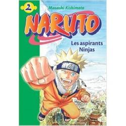 Naruto - Roman Vol.2 : Les aspirants Ninjas