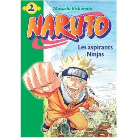 NARUTO 2 LES ASPIRANTS NINJAS
