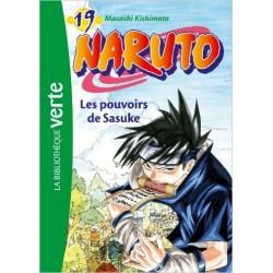 Naruto - Roman Vol.19 : Les pouvoirs de Sasure