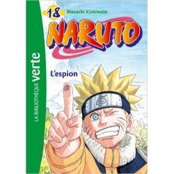 Naruto - Roman Vol.18: L'espion Kishimoto