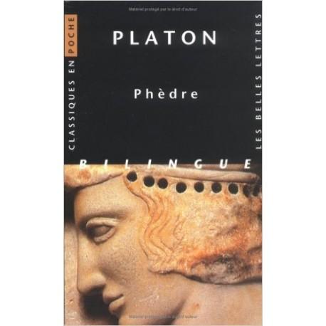 PLATON PHEDRE LIVRE DE POCHE