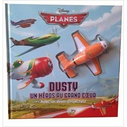 Dusty, un héros au grand coeur : Avec 1 avion-projecteu