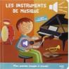 LES INSTRUMENTS DE MUSIQUE MON 1er IMAGIER
