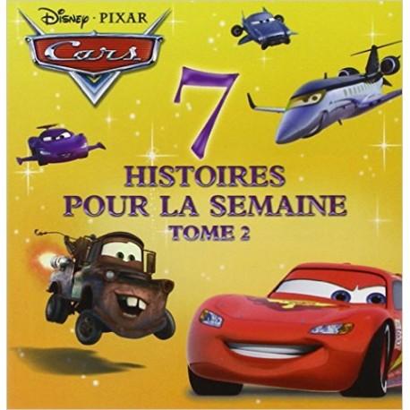 7 HISTOIRES DE LA SEMAINE CARS TOME 2