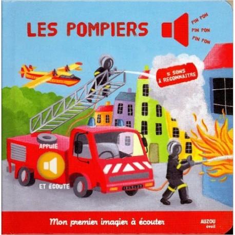 LES POMPIERS MON 1er IMAGIER