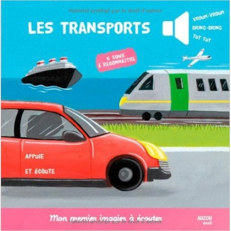 LES TRANSPORTS MON 1er IMAGIER