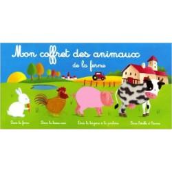 MON COFFRET DES ANIMAUX DE LA FERME