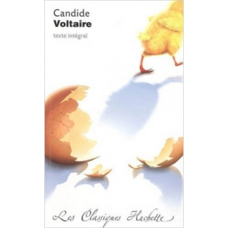 CANDIDE VOLTAIRE