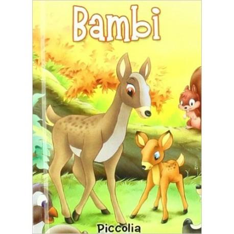 Mini -livre bambi