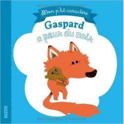 Gaspard a peur du noir