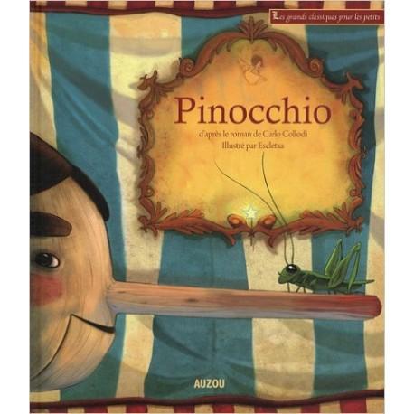 PINOCCHIO AUZOU