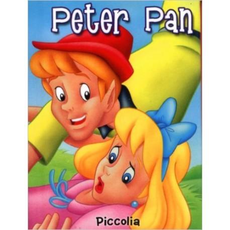 Mini-livre peter pan