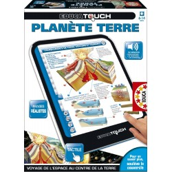 touch planete terre