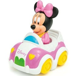 voiture musicale de minnie