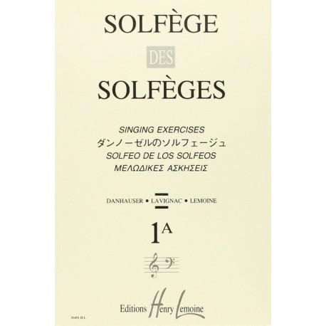 SOLFEGE DES SOLFEGES