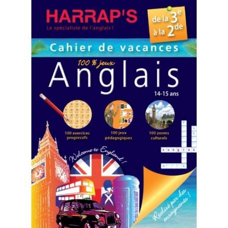 HARRAP'S CAHIER DE VAC DE 3E - 2E