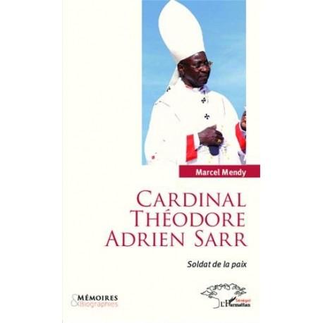 SOLDAT DE LA PAIX CARDINAL ADRIEN SARR