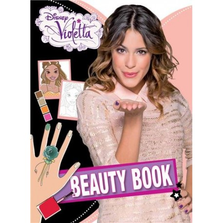 Violetta beauty book