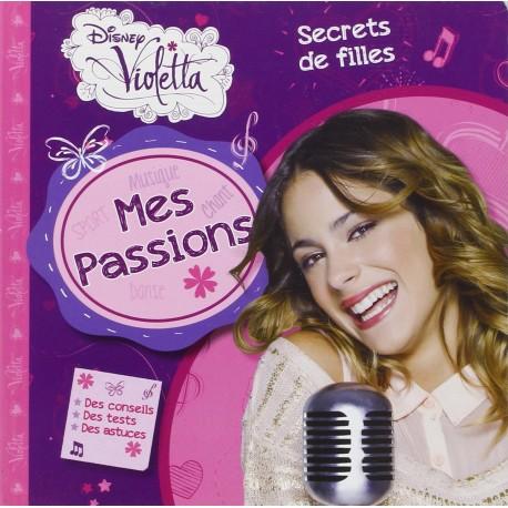 Violetta mes passions secrètes de filles