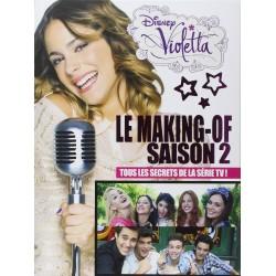 Violetta making off saison 2
