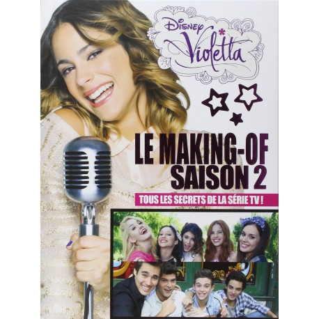 Violetta making off saison 2