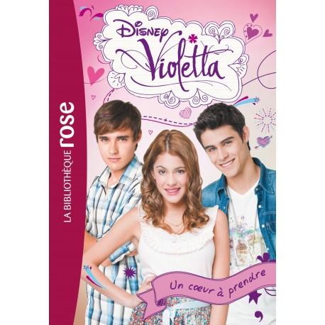 Violetta 2 un cœur à prendre