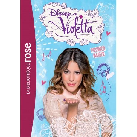 Violetta 7 premier baiser