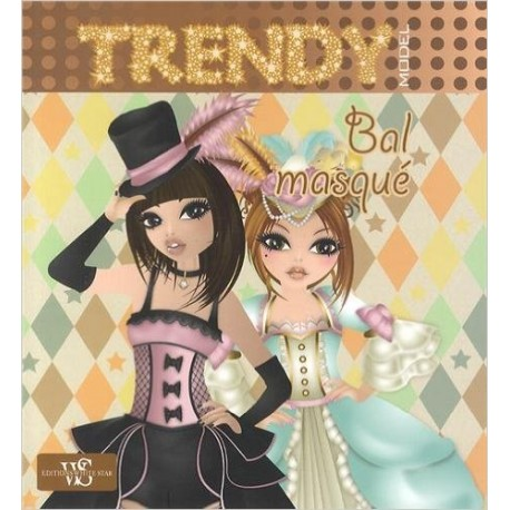 Trendy model export bal masque